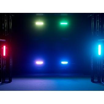 EUROLITE LED Strobe SMD PRO 132 DMX RGB #6