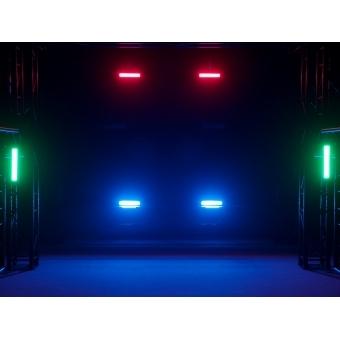 EUROLITE LED Strobe SMD PRO 132 DMX RGB #7