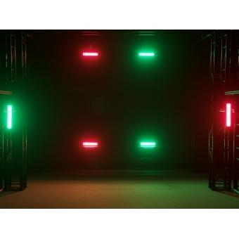 EUROLITE LED Strobe SMD PRO 132 DMX RGB #8