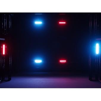 EUROLITE LED Strobe SMD PRO 132 DMX RGB #9