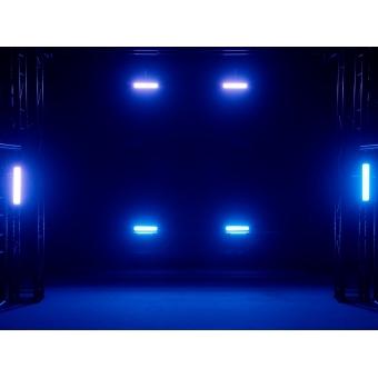 EUROLITE LED Strobe SMD PRO 132 DMX RGB #10