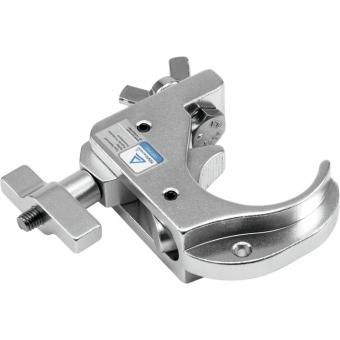 EUROLITE TH50-75 Theatre Clamp silver