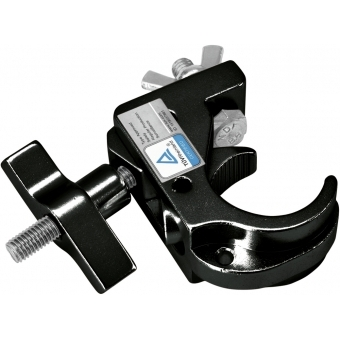 EUROLITE TH35-75 Theatre Clamp black