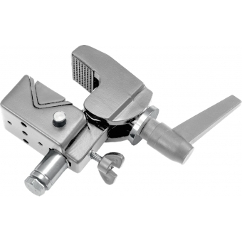 EUROLITE TH-2SC Quick-Lock Coupler silver #1