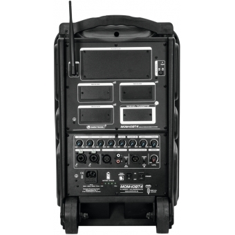 OMNITRONIC MOM-10BT4 Modular Wireless PA System #5