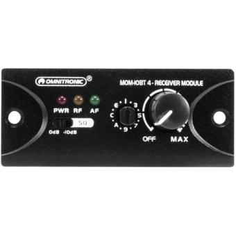 OMNITRONIC MOM-10BT4 Receiver Module #3