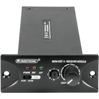 OMNITRONIC MOM-10BT4 Receiver Module #4