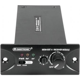 OMNITRONIC MOM-10BT4 Receiver Module #4