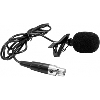 OMNITRONIC MOM-10BT4 Lavalier Microphone