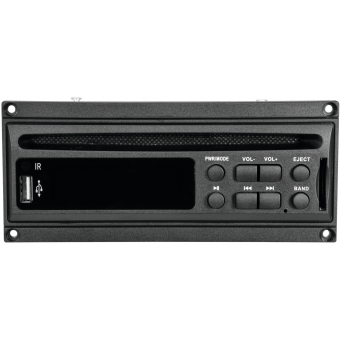 OMNITRONIC MOM-10BT4 CD Player with USB & SD #2