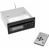 OMNITRONIC MOM-10BT4 CD Player with USB & SD