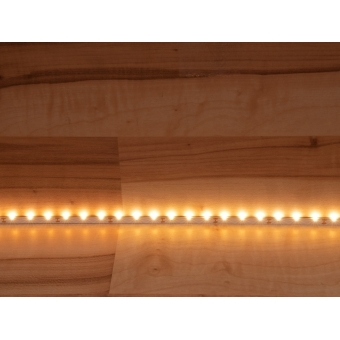 EUROLITE LED Strip 300 5m 3014 3000K 12V Side View #7