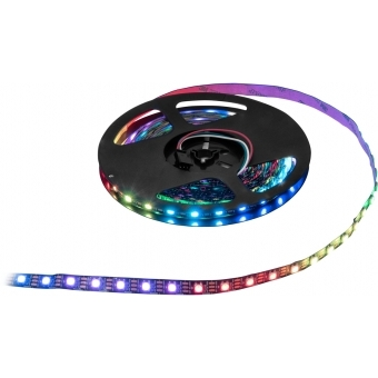 EUROLITE LED Pixel Strip 150 2,5m RGB 5V