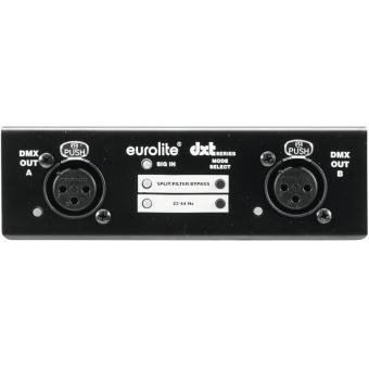 EUROLITE DXT-SP 1in/2out PRO DMX RDM Splitter #2