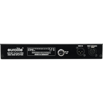 EUROLITE DXT-SP 1in/4out PRO DMX RDM Splitter #2