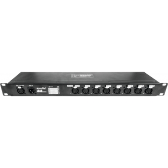EUROLITE DXT-SP 1in/8out PRO DMX RDM Splitter 3pol XLR #4