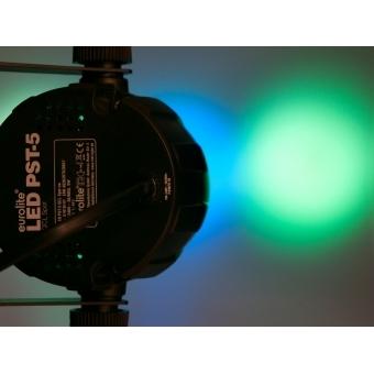 EUROLITE LED PST-5 QCL Spot bk #7