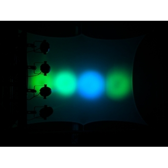 EUROLITE LED PST-5 QCL Spot bk #9