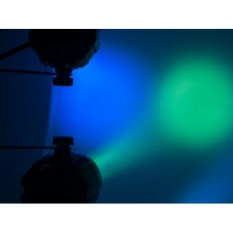 EUROLITE LED PST-5 QCL Spot bk #12