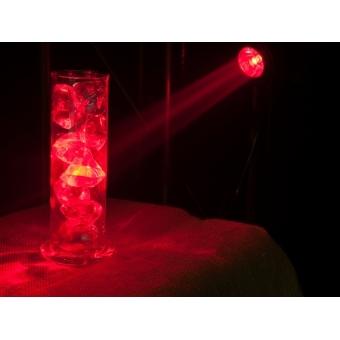 EUROLITE LED PST-5 QCL Spot bk #15