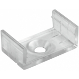 EUROLITE Mounting Bracket for U-Profil 20mm  Plastic