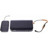 Sistem wireless cu headset pt.fitness Shure BLX14E/SM31