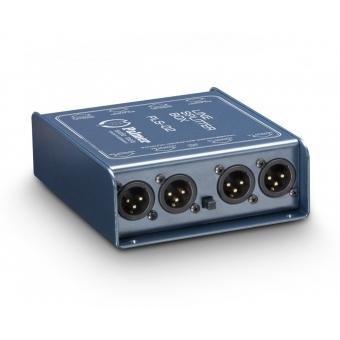 Palmer Pro PLS 02 Dual Channel Line Splitter #2