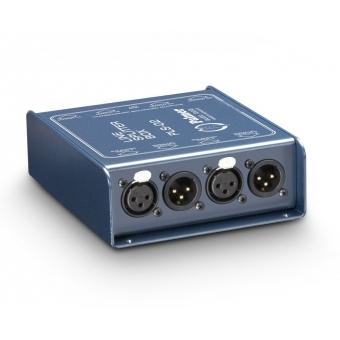 Palmer Pro PLS 02 Dual Channel Line Splitter #3