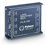Palmer Pro PLS 02 Dual Channel Line Splitter