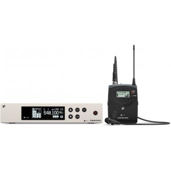 Sistem microfon wireless Sennheiser EW 100 G4-ME2