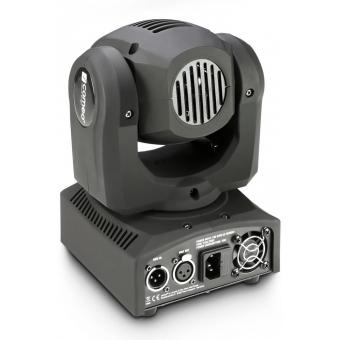 Cameo NanoBeam 300 1 x 30 W Cree LED RGBW Mini Moving Head with Unlimited Pan incl. IR-Remote #2