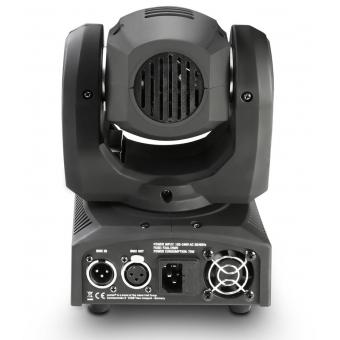 Cameo NanoBeam 300 1 x 30 W Cree LED RGBW Mini Moving Head with Unlimited Pan incl. IR-Remote #4