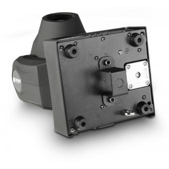 Cameo NanoBeam 300 1 x 30 W Cree LED RGBW Mini Moving Head with Unlimited Pan incl. IR-Remote #5
