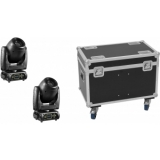 EUROLITE Set 2x DMH-80 LED Spot + Case