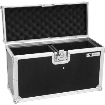 ROADINGER Flightcase 2x LED PFE-50 3000K Profile Spot #2