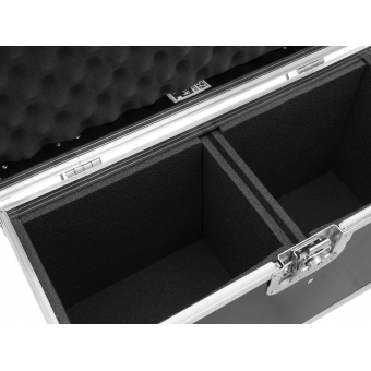 ROADINGER Flightcase 2x LED PFE-50 3000K Profile Spot #3