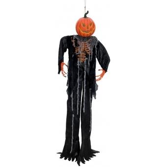 EUROPALMS Halloween Figure Pumpkin Ghost, 200cm