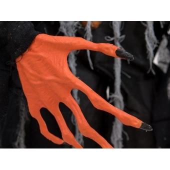 EUROPALMS Halloween Figure Pumpkin Ghost, 200cm #2