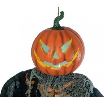 EUROPALMS Halloween Figure Pumpkin Ghost, 200cm #4