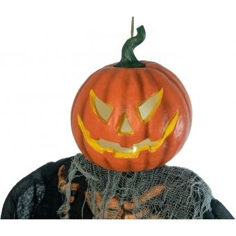 EUROPALMS Halloween Figure Pumpkin Ghost, 200cm #5