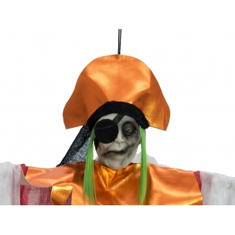 EUROPALMS Halloween Figure Pirate, 120cm #2