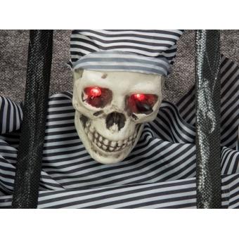 EUROPALMS Halloween Figure Prisoner, 46cm #2