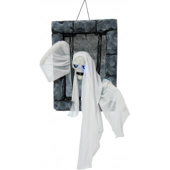 EUROPALMS Halloween Figure Ghost in Jail, 46cm