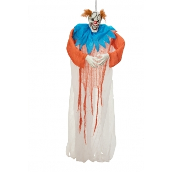 EUROPALMS Halloween Figure Laughing Clown, 170cm #1