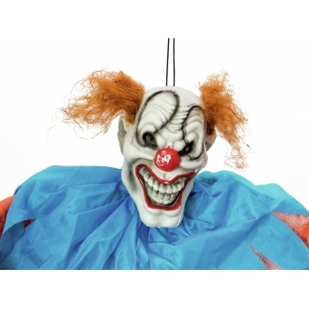 EUROPALMS Halloween Figure Laughing Clown, 170cm #2