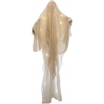 EUROPALMS Halloween Ghost, illuminated, 180cm