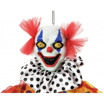 EUROPALMS Halloween Small Clown, 90cm #2