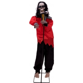 EUROPALMS Halloween Dancing Singer, 145cm