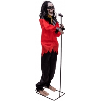 EUROPALMS Halloween Dancing Singer, 145cm #2