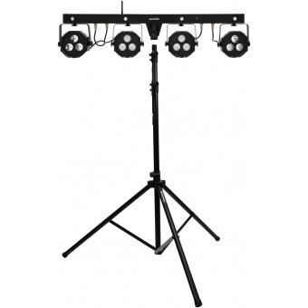 EUROLITE Set LED KLS-170 Compact Light Set + M-4 Speaker-System